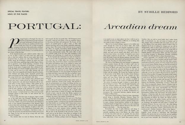 Portugal: Arcadian dream