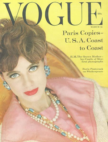 Issue: - March 15 1959 | Vogue