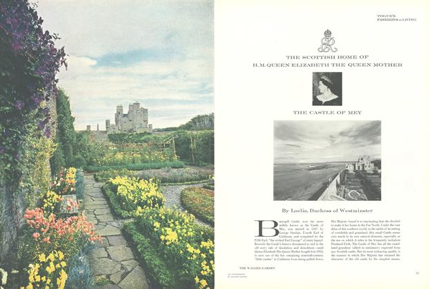 The Scottish Home of H.M. Queen Elizabeth, the Queen Mother: The Castle of Mey