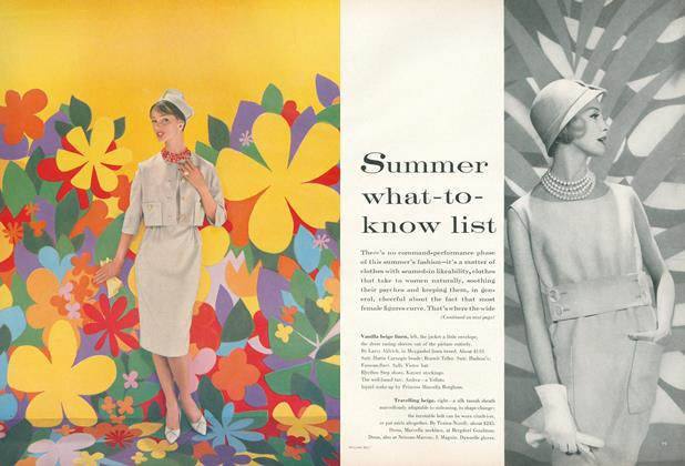 Summer What-to-Know List