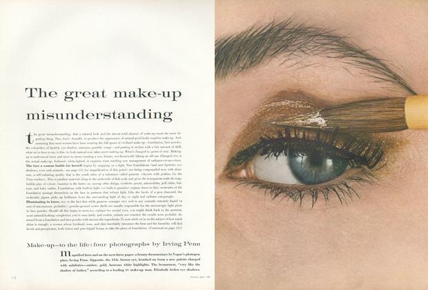 The Great Make-up Misunderstanding