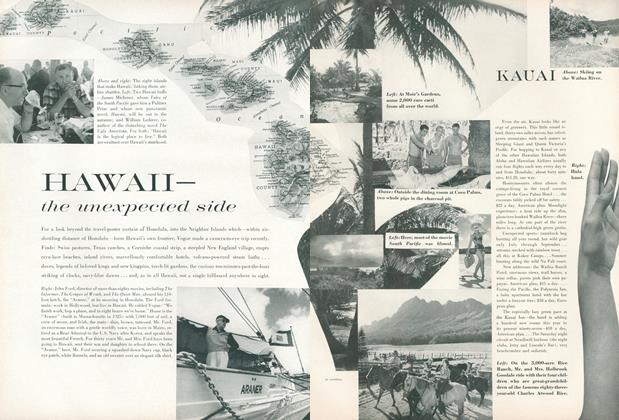 Hawaii—the Unexpected Side