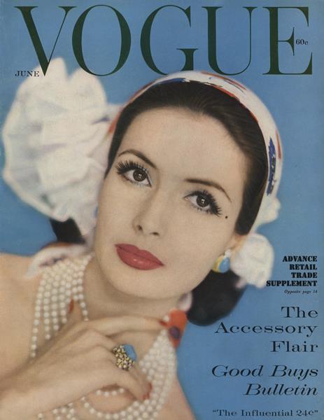 Issue: - June 1959 | Vogue