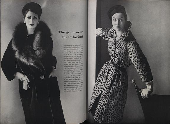 The Great New Fur Tailoring