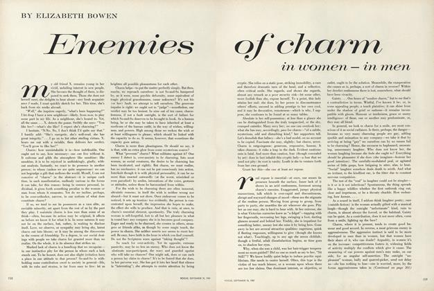 Enemies of Charm: In Women - In Men