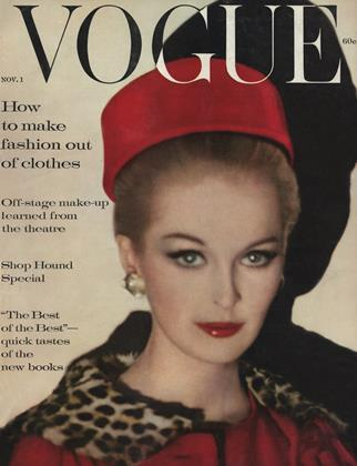 Cover for the November 1 1959 issue