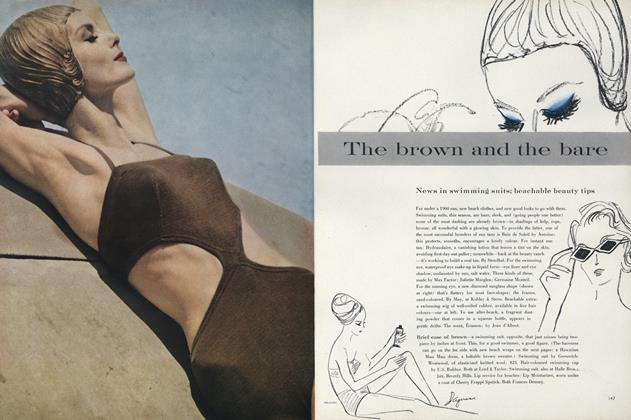 The Brown and the Bare
