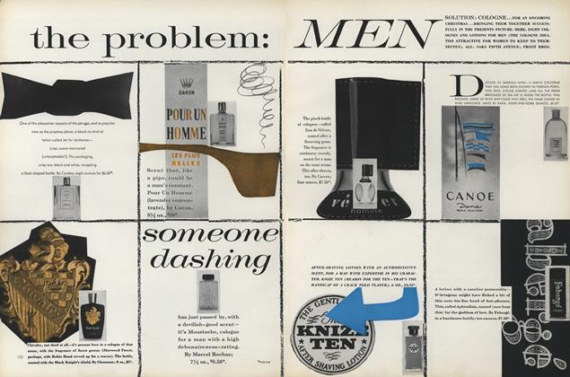 The Problem: Men