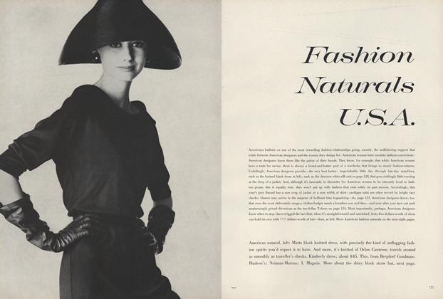 Fashion Naturals U.S.A.