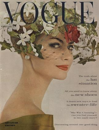 Cover for the February 15 1960 issue