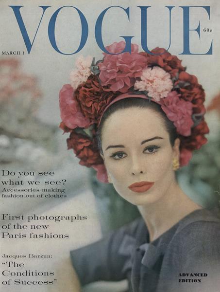 Issue: - March 1 1960 | Vogue