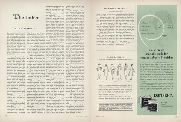 Article Preview: The Father, March 1 1960 | Vogue