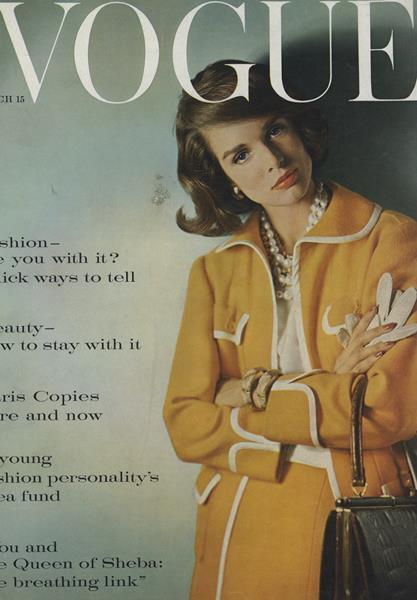 Issue: - March 15 1960 | Vogue