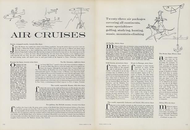 Air Cruises