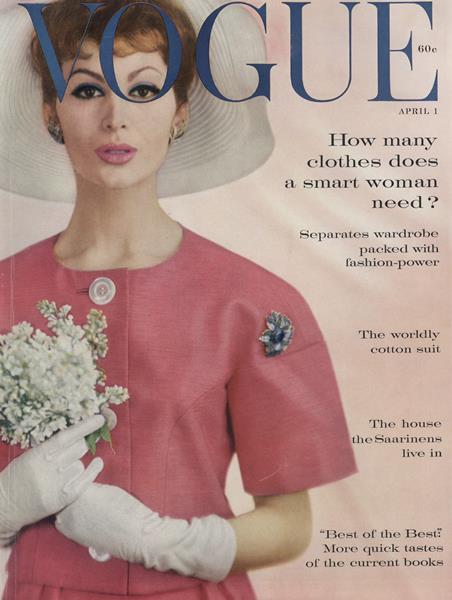 Issue: - April 1 1960 | Vogue