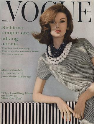 Cover for the April 15 1960 issue