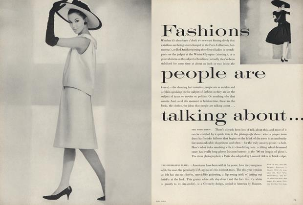 Fashions People Are Talking About...