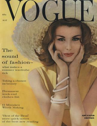Cover for the May 1960 issue