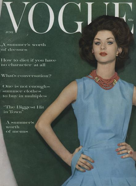 Issue: - June 1960 | Vogue