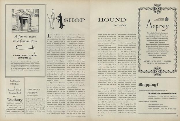Shop Hound in London