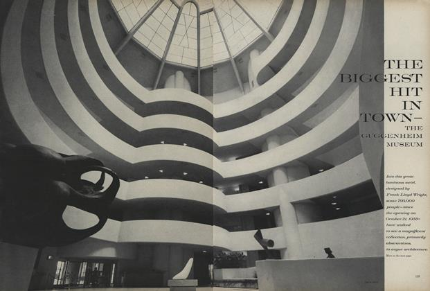 The Biggest Hit In Town - The Guggenheim Museum