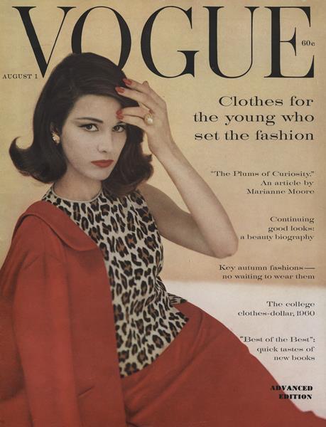 Issue: - August 1 1960 | Vogue