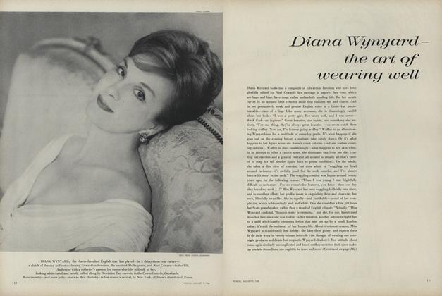 Diana Wynyard - The Art of Wearing Well