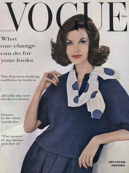 Issue: - August 15 1960 | Vogue