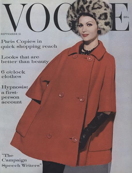 Issue: - September 15 1960 | Vogue