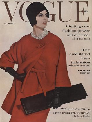 Cover for the October 1 1960 issue