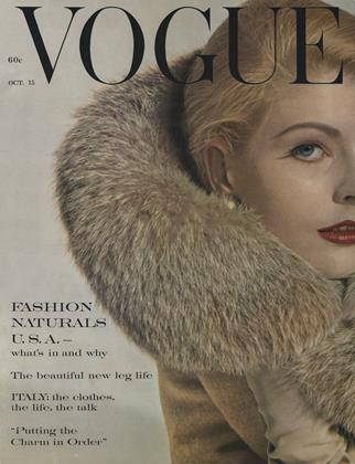 Cover for the October 15 1960 issue