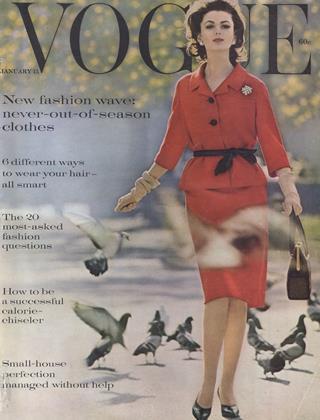 JANUARY 15, 1961 | Vogue