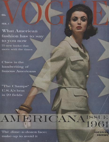 Issue: - February 1 1961 | Vogue