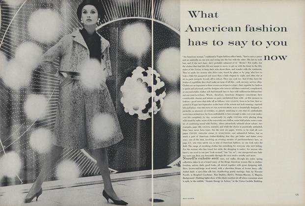 Blues that Move with the Times: 1961 Suit Look, U.S.A.