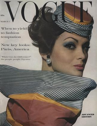 Cover for the March 1 1961 issue