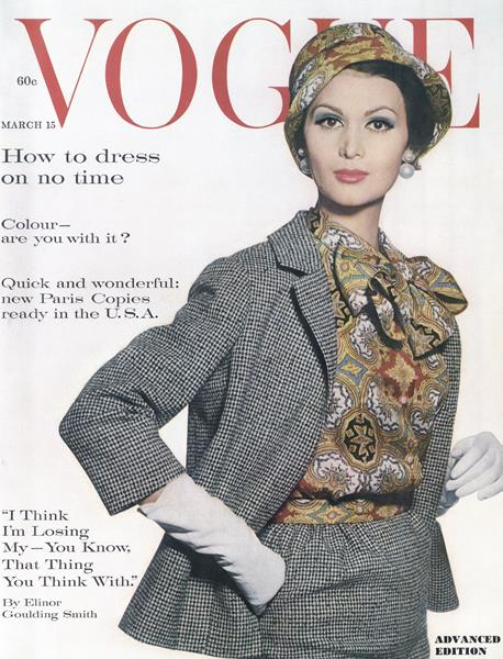 Issue: - March 15 1961 | Vogue
