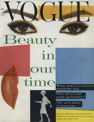 Cover for the May 1961 issue