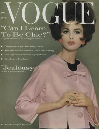 Cover for the June 1961 issue