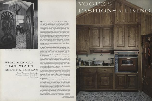 What Men Can Teach Women About Kitchens