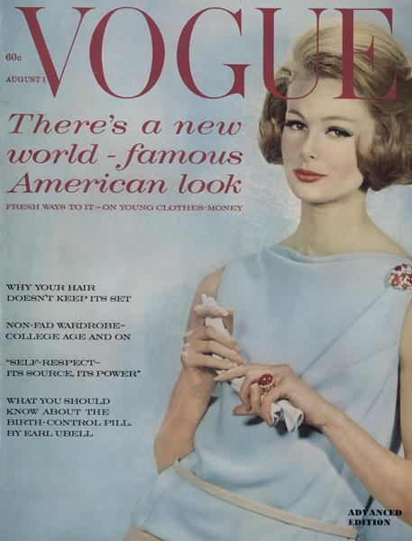 Issue: - August 1 1961 | Vogue