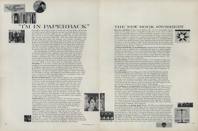 """""""I'm in Paperback"""""""