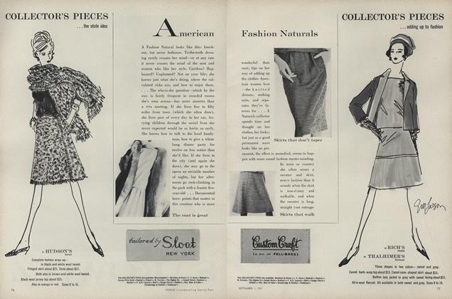 American Fashion Naturals