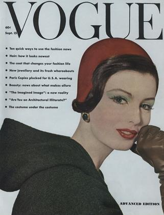 Cover for the September 15 1961 issue