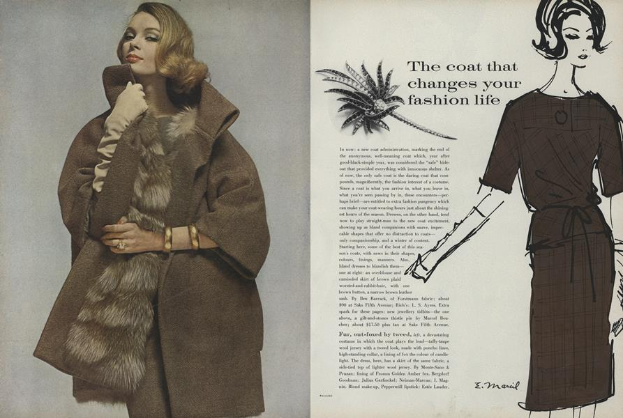 The Coat That Changes Your Fashion Life