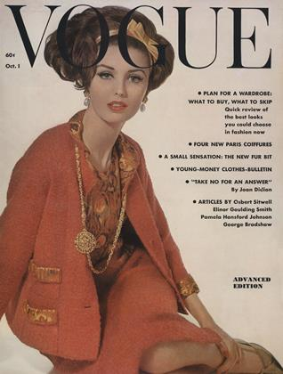 Cover for the October 1 1961 issue