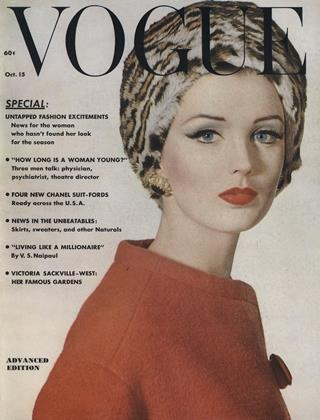 Cover for the October 15 1961 issue