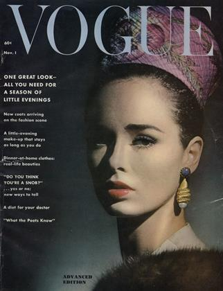 Cover for the November 1 1961 issue