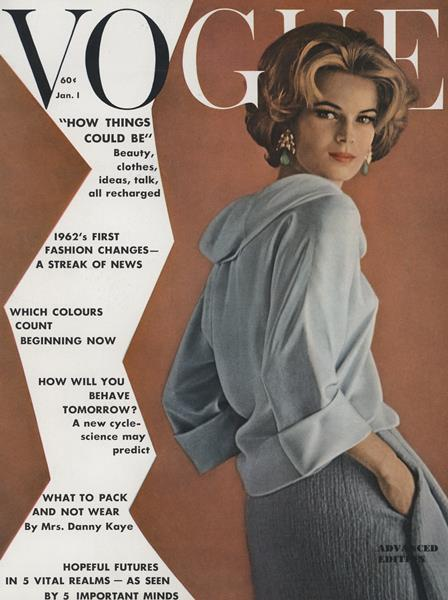 Issue: - January 1 1962 | Vogue
