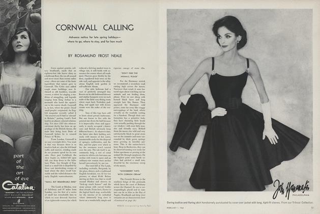 Cornwall Calling