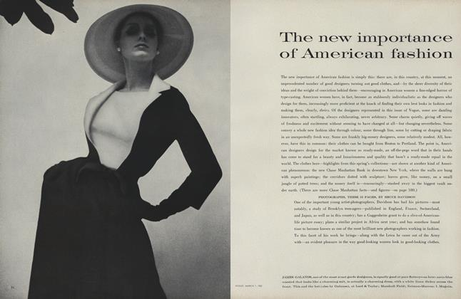 The New Importance of American Fashion